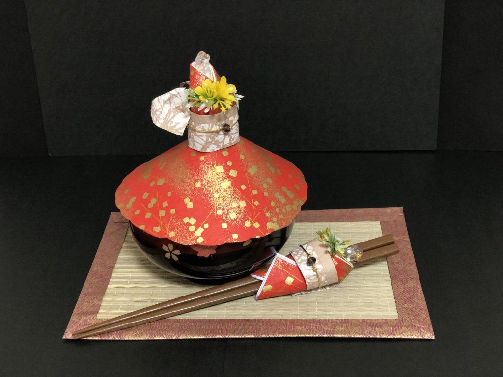 飛沫防止カップカバー華姫とコデマリセット