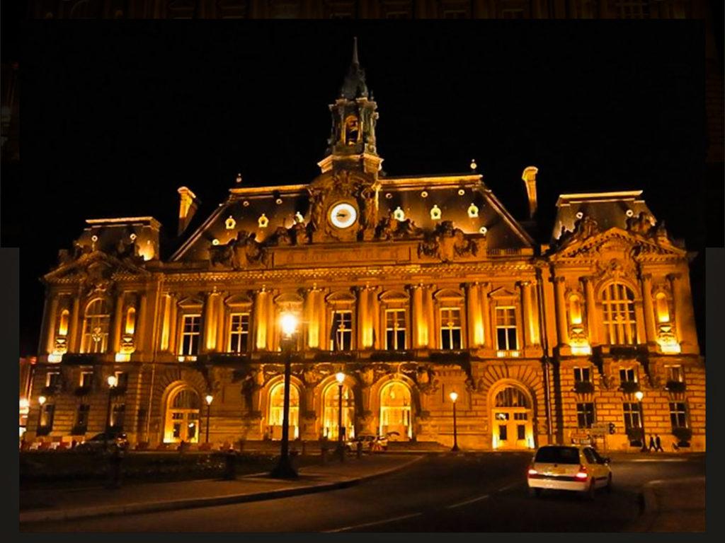 フランストゥール市庁舎